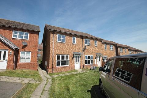 3 bedroom end of terrace house to rent - Meadow Court, Tow Law, Bishop Auckland