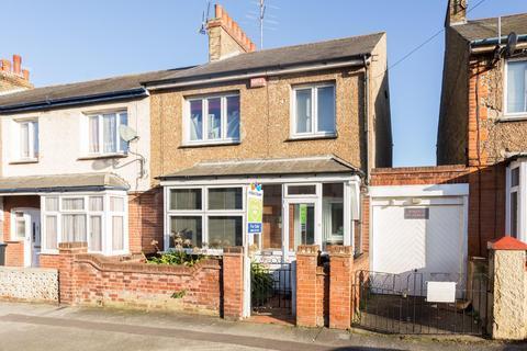 3 bedroom end of terrace house for sale - Glencoe Road, Margate