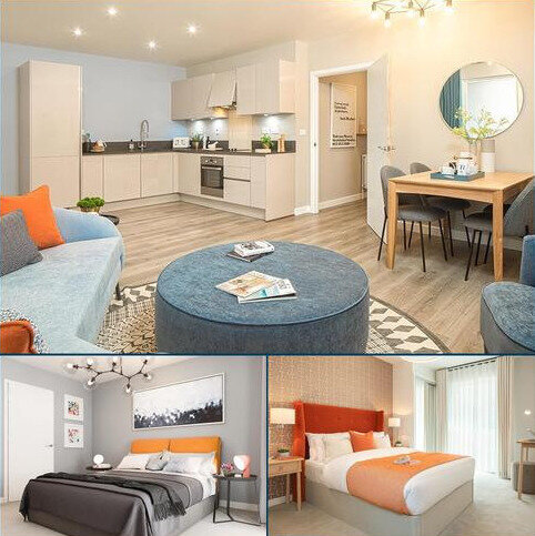 2 bedroom apartment for sale - Plot 107, KIER HOUSE at B5 Central, Barrow Walk, Birmingham B5