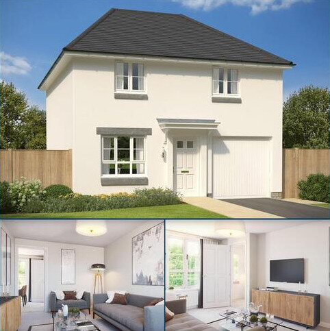 4 bedroom detached house for sale - Plot 149, Glenbuchat at Barratt at Culloden West, 1 Appin Drive, Culloden IV2