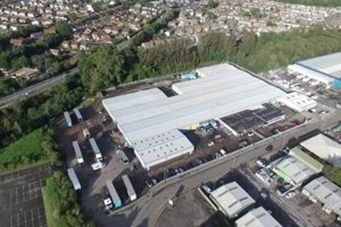 Industrial unit for sale - Withey Court, Western Industrial Estate, Caerphilly