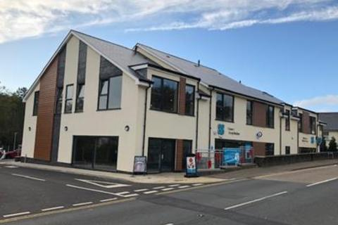 Shop to rent - Unit 2, Commercial Street, Machen, Caerphilly