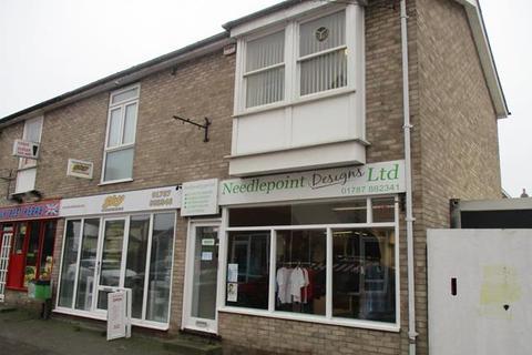 Retail property (high street) to rent - 17, Gaol Lane, Sudbury, Suffolk, CO10