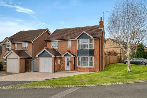 4 bedroom detached house for sale - Austcliff Drive, Solihull, West Midlands, B91
