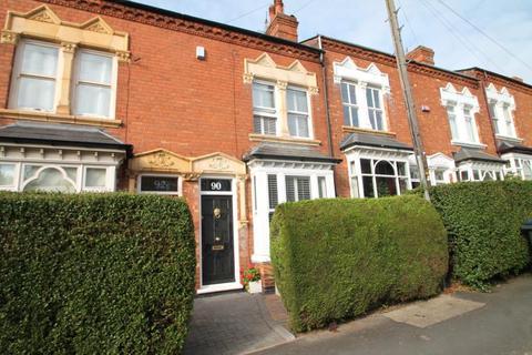 2 bedroom terraced house to rent - Victoria Road, Harborne