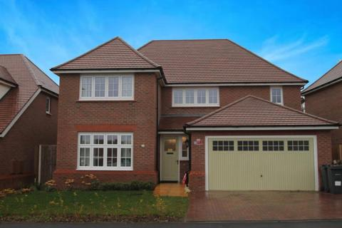 4 bedroom detached house to rent - Cricketers Grove, Harborne