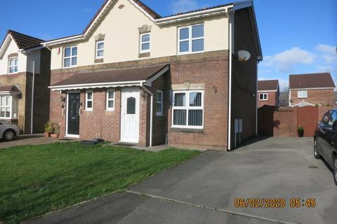 3 bedroom semi-detached house for sale - 9 Rowan Tree Avenue, Baglan, Port Talbot.