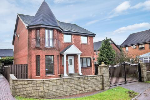 4 bedroom detached house for sale - Balloch Road, Airdrie, Lanarkshire, ML6
