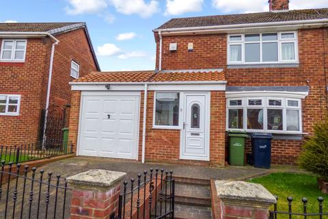 2 bedroom semi-detached house for sale - Glover Road, Grindon, Sunderland, Tyne and Wear, SR4 9RT