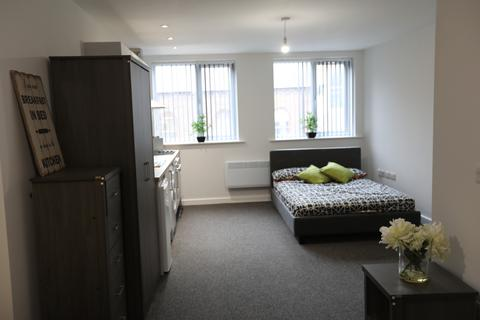 Studio to rent - Church Gate, Leicester, Leicestershire , LE1