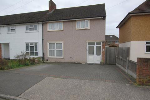 2 bedroom end of terrace house for sale - Elizabeth Close, Collier Row, RM7