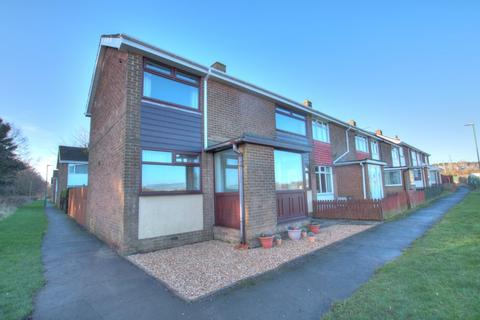 3 bedroom terraced house for sale - Woody Close, Delves Lane, Consett, DH8 7HN