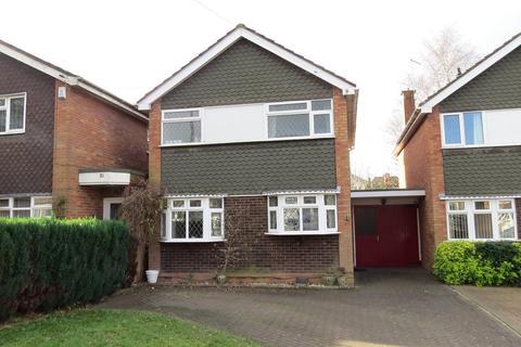 3 bedroom detached house for sale - Tibberton Close, Merry Hill, Wolverhampton, WV3