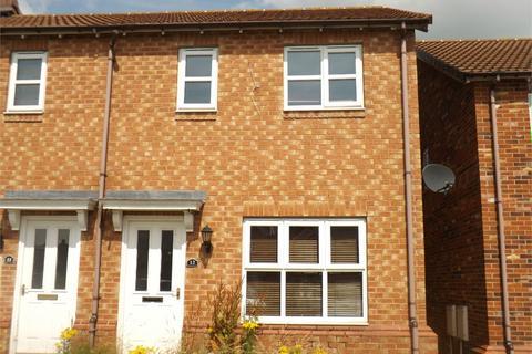 3 bedroom semi-detached house to rent - Highfields,Durham, DL13 4BA