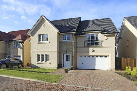 5 bedroom detached house for sale - 8 Whinstone Place, Ratho, Newbridge, Midlothian, EH28 8AD
