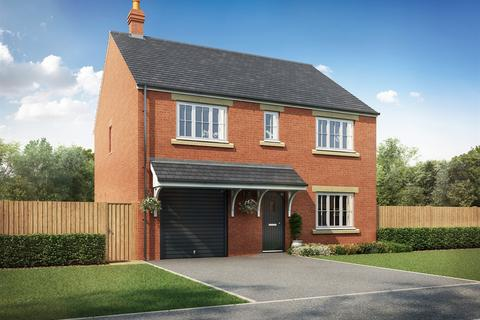 5 bedroom detached house for sale - Plot 20, The Lewis at Saxon Meadow, Hempland Lane NG23