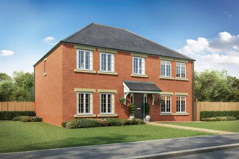 5 bedroom detached house for sale - Plot 24, The Holland at Saxon Meadow, Hempland Lane NG23