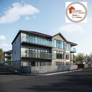2 bedroom apartment for sale - Water Street, Menai Bridge, Anglesey, LL59