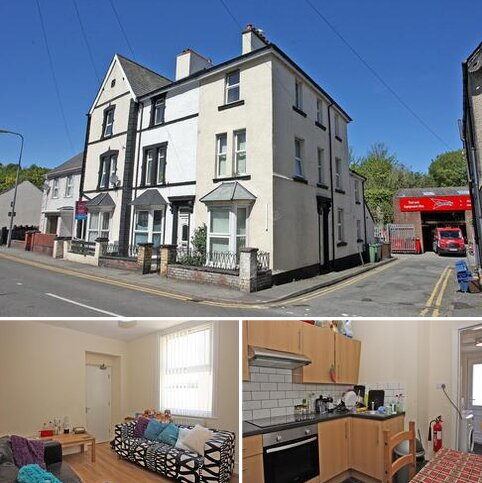 5 bedroom end of terrace house for sale - Penchwintan Road, Bangor, Gwynedd, LL57