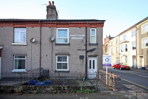 3 bedroom end of terrace house for sale - Station Road, Bethesda, Bangor, LL57