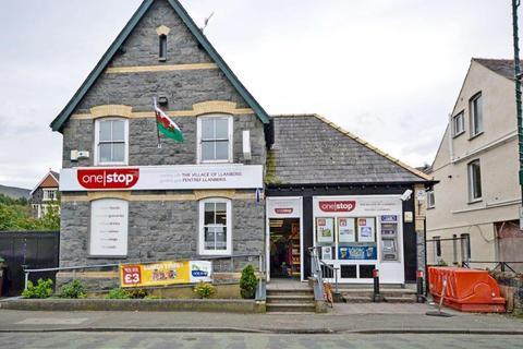 Restaurant for sale - Padarn Road, Llanberis, Caernarfon, Gwynedd, LL55