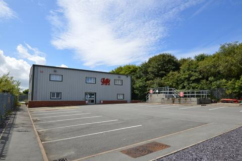 Office for sale - Lon Cae Darbi, Cibyn Industrial Estate, Caernarfon, LL55