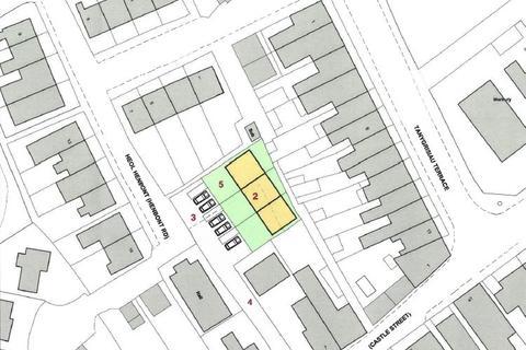 Land for sale - Castle Street, Criccieth, Gwynedd, LL52
