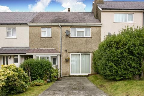 3 bedroom terraced house for sale - Bro Cadfan, Rhosgadfan, Caernarfon, LL54