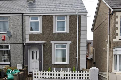 3 bedroom semi-detached house for sale - County Road, Penygroes, Caernarfon, LL54