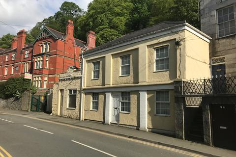 3 bedroom end of terrace house for sale - High Street, Bangor, Gwynedd, LL57