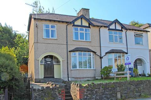 4 bedroom semi-detached house for sale - Caernarfon Road, Bangor, LL57
