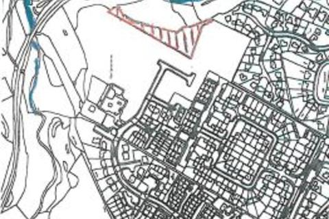 Land for sale - Pen Derwydd, Llangefni, Anglesey, LL77