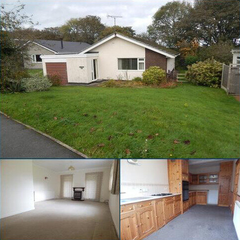 3 bedroom bungalow for sale - Ponc Y Fron, Llangefni, Isle Of Anglesey, LL77