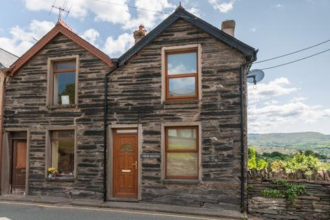3 bedroom end of terrace house for sale - Fron Heulog, Penrhyndeudraeth, Merionethshire, LL48