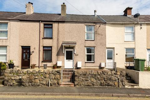 2 bedroom terraced house for sale - Assheton Terrace, Caernarfon, Gwynedd, LL55