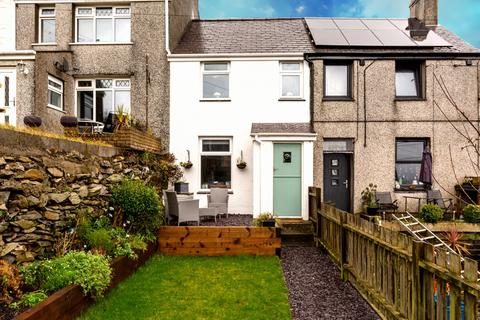 2 bedroom terraced house for sale - Eifion Terrace, Talysarn, Caernarfon, LL54