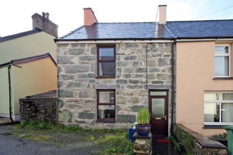 2 bedroom end of terrace house for sale - Dinorwic Terrace, Clwt-Y-Bont, Caernarfon, LL55