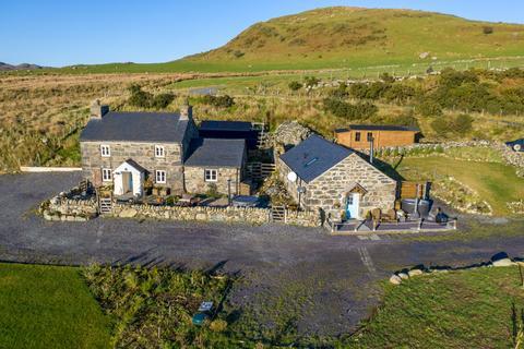 4 bedroom detached house for sale - Cwm Pennant, Garndolbenmaen, Gwynedd, LL51