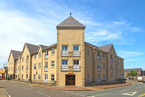 2 bedroom apartment for sale - Turkey Shore, Caernarfon, Gwynedd, LL55
