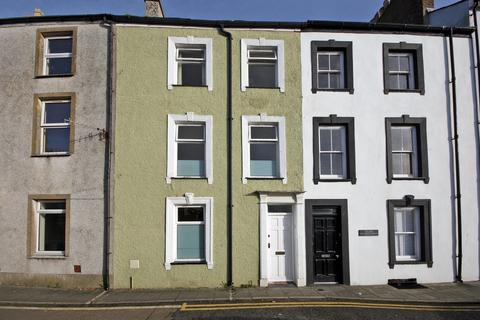 4 bedroom terraced house for sale - Segontium Terrace, Caernarfon, Gwynedd, LL55
