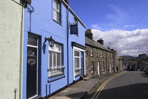 4 bedroom terraced house for sale - 29-31 Castle Street, Criccieth, Gwynedd, LL52