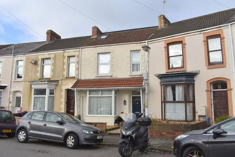 5 bedroom terraced house for sale - Marlborough Road, Brynmill, Swansea, City and County of Swansea. SA2 0DZ