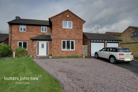 4 bedroom detached house for sale - Gnosall, Stafford