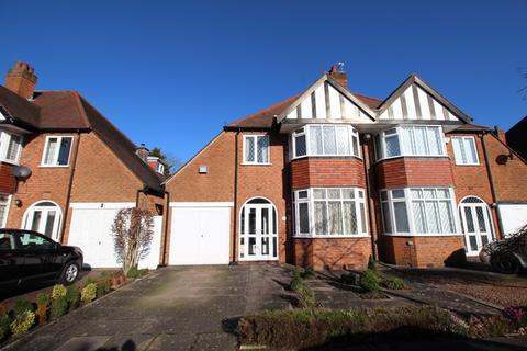 3 bedroom semi-detached house for sale - Ferndale Road, Hall Green, Birmingham