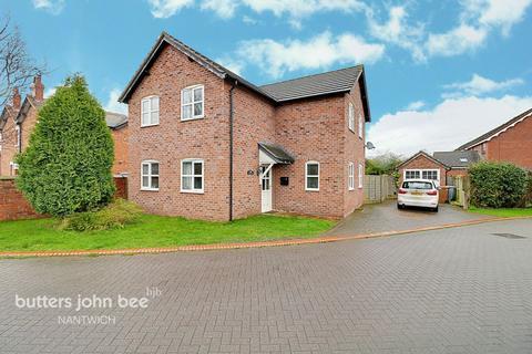 4 bedroom detached house for sale - Shavington, Crewe