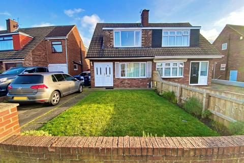 2 bedroom semi-detached house for sale - Trimdn Avenue, Acklam, Middlesbrough TS5
