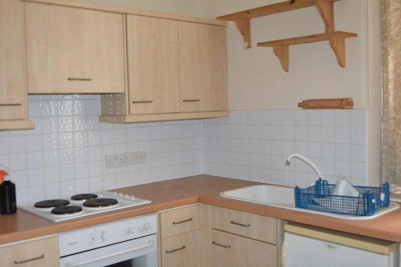 Studio Living/Kitchen area
