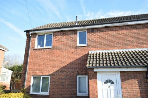 1 bedroom maisonette for sale - Larchdale Close, Broadmeadows, South Normanton, Alfreton, Derbyshire