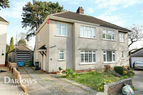 3 bedroom semi-detached house for sale - Clos Fach, Cardiff