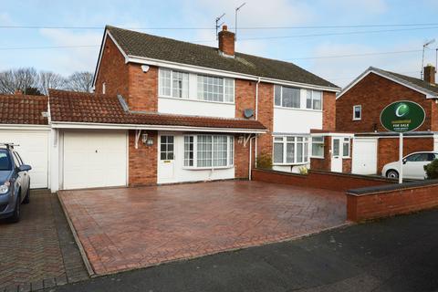 3 bedroom semi-detached house for sale - Seabrook Road, Brereton
